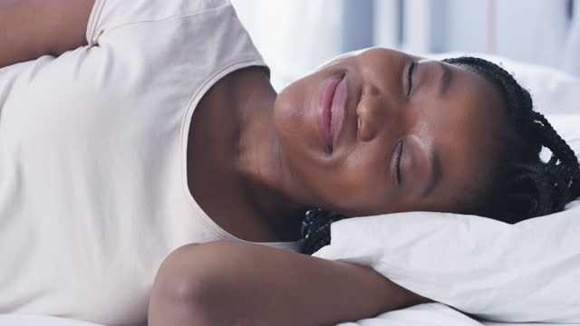 life is sweet with good quality sleep - home sweet home stock videos & royalty-free footage