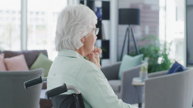 life suddenly took a lonely turn - alzheimer's disease stock videos & royalty-free footage