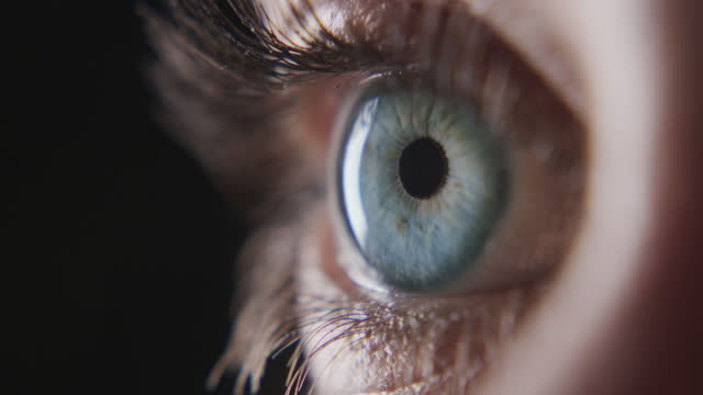 life was made to live with your eyes wide open - retina stock videos & royalty-free footage