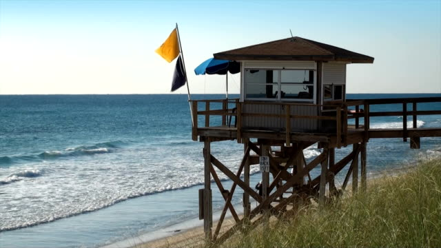 lifeguard house - orlando florida stock videos & royalty-free footage