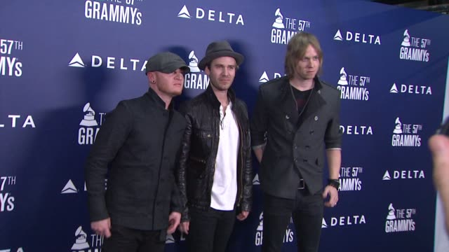 lifehouse at delta air lines kicks off grammy weekend with private performance by grammy nominated artist charli xcx and dj set by questlove at soho... - delta air lines stock-videos und b-roll-filmmaterial