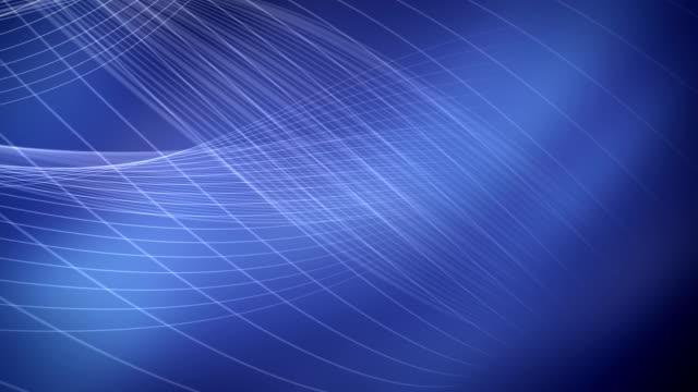 単発光の抽象的なブルーの背景
