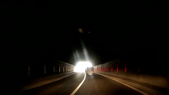 light at the end of the tunnel - hope stock videos and b-roll footage