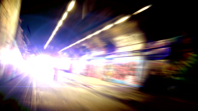 light at the tunnel end time-lapse loop. hd - crime stock videos & royalty-free footage