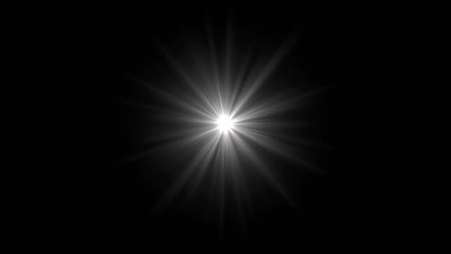 4k light beam abstract - lens flare stock videos & royalty-free footage