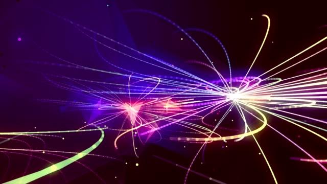 vídeos y material grabado en eventos de stock de haces de luz. - láser médico