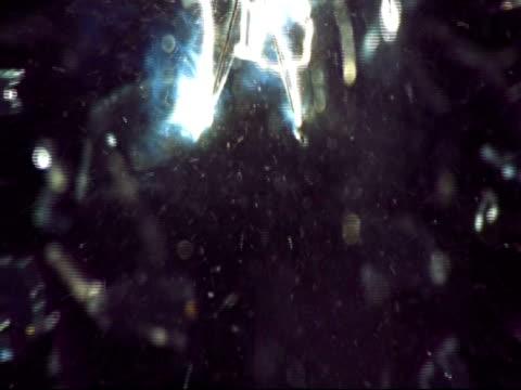 SLO MO - BCU light bulb exploding