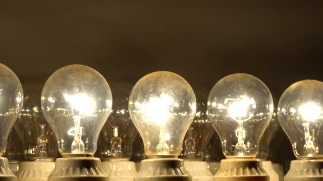 PL, Light Bulb on and off , dark become light