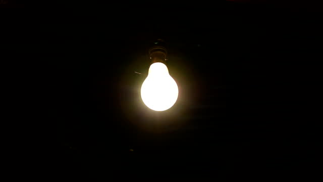 light bulb - stone wall stock videos & royalty-free footage