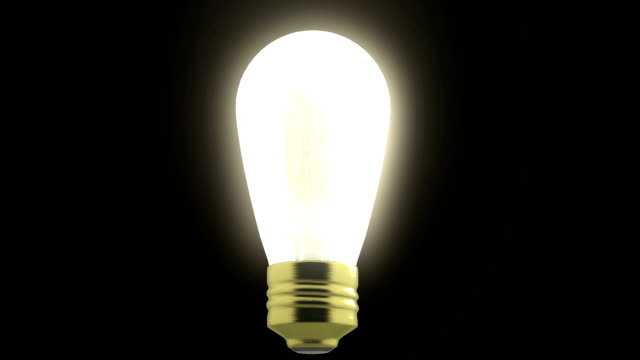 light bulb - old lightbulb stock videos and b-roll footage