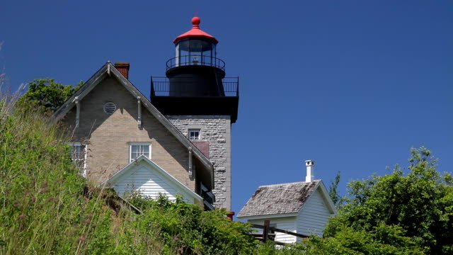 light house mid hd - eastern usa stock videos and b-roll footage