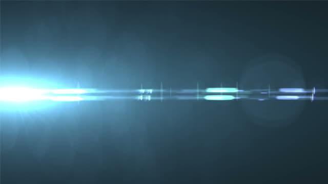 Light Lens Flare Overlay, Transition, Film Burn, Light leak