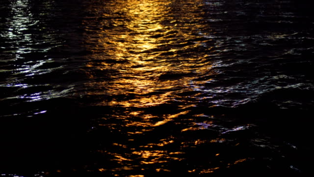 light reflections on water surface - light natural phenomenon stock videos & royalty-free footage