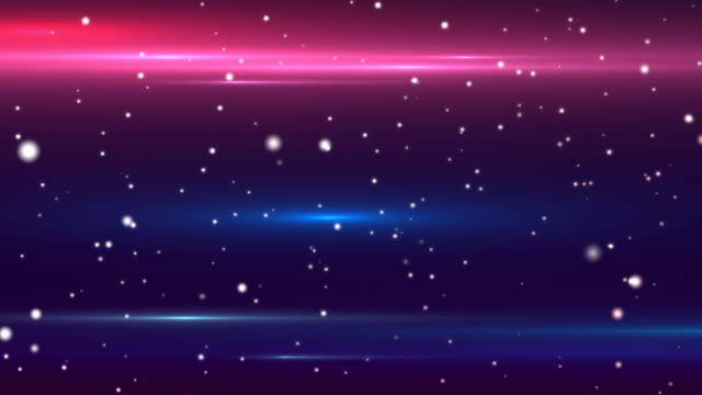 Light Snowy Background - HD Video