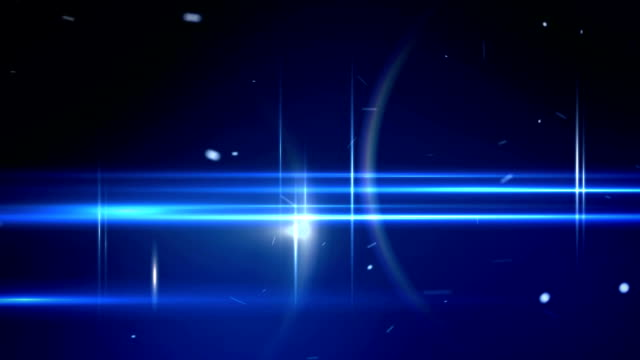Light Sparks - Loop Background