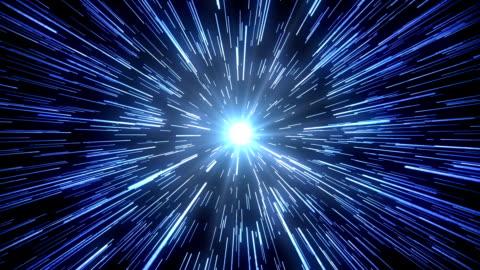 vídeos y material grabado en eventos de stock de viaje de luz alta velocidad 01 - rayo de luz