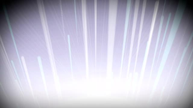 vídeos de stock, filmes e b-roll de fundo de raios de luz, loop - squiggle