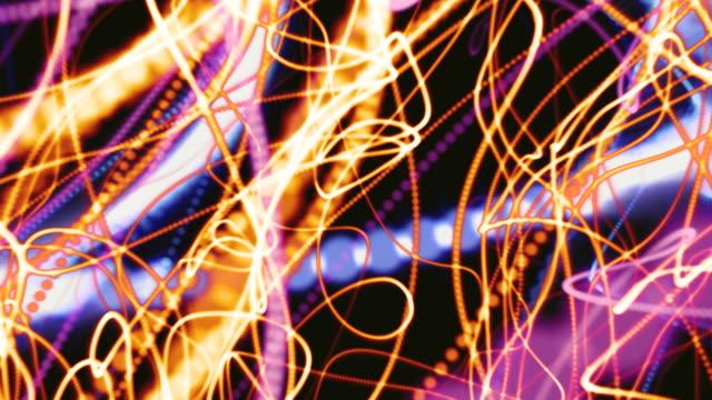 Leichte Bewegungen Hintergrund Loop