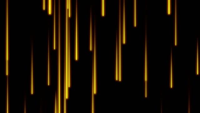 vidéos et rushes de particules de sentier léger - trainée d'étoile