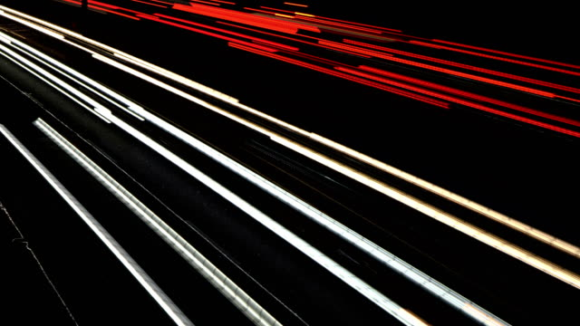 light trails - light trail stock videos & royalty-free footage