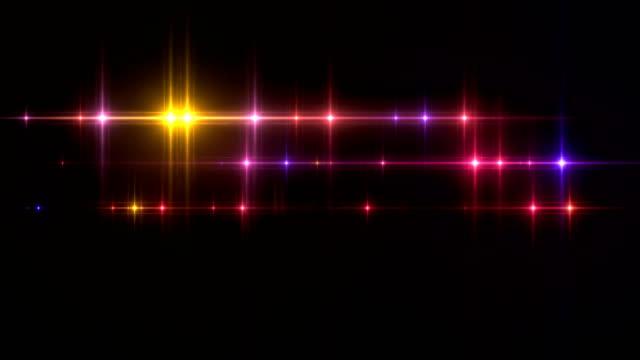 light transition lens flare leaks - spotlight stock videos & royalty-free footage