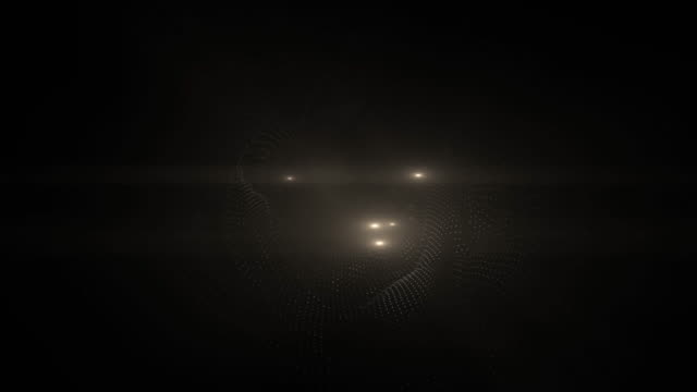 light tunnel intro