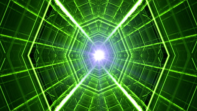 vj 光トンネル ループ - vj演出点の映像素材/bロール