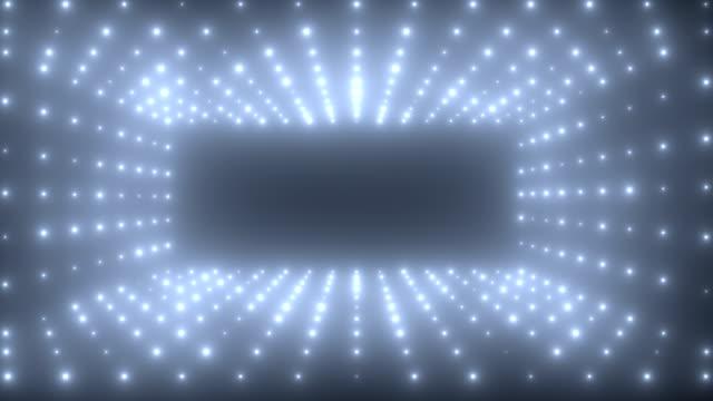 vídeos y material grabado en eventos de stock de luz de pared - pared de contorno