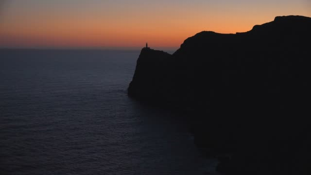 Lighthouse at Cap Formentor in the morning, Majorca, Balearic Islands, Spain, Mediterranean, Europe