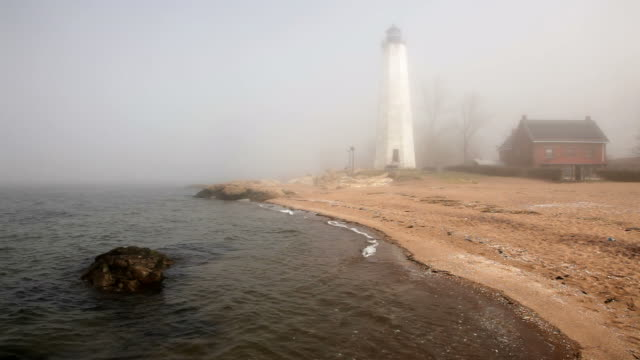lighthouse point - new haven stock-videos und b-roll-filmmaterial