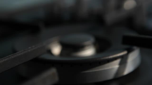 MS Lighting the stove / Sao Paulo, Brazil