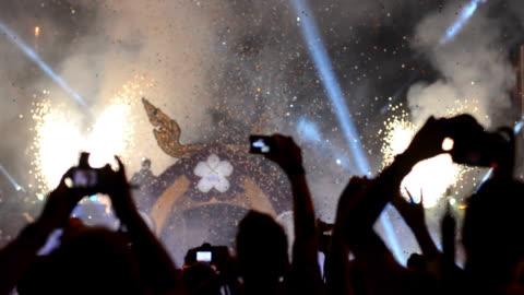 beleuchtung - live ereignis stock-videos und b-roll-filmmaterial