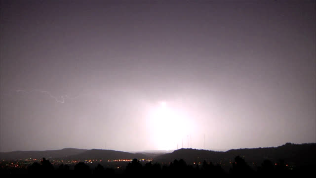 lightning, high-speed - rapid city stock videos & royalty-free footage
