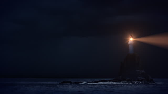 lightning - lighthouse - searchlight stock videos & royalty-free footage