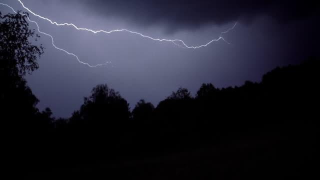 stockvideo's en b-roll-footage met onweer - onweersbui
