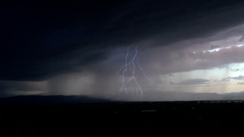 lightning strike - lightning stock videos & royalty-free footage