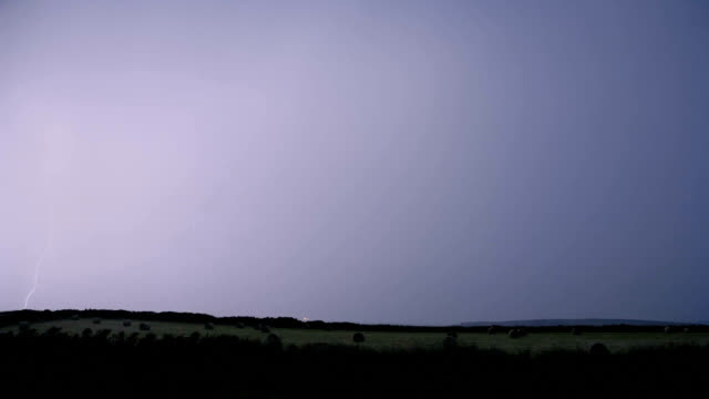 'Lightning, timelapse'