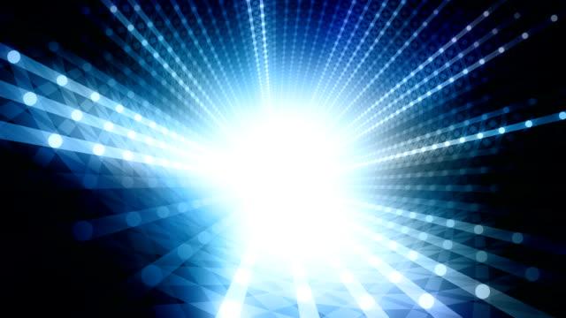 照明効果ループ - rocking点の映像素材/bロール