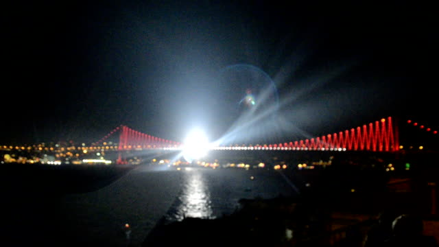 Lights in Istanbul