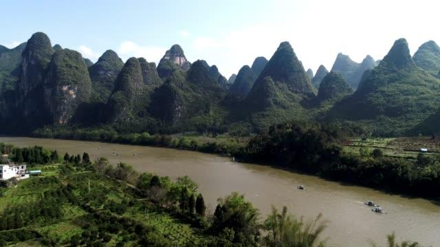 Fluss in Guilin Lijiang