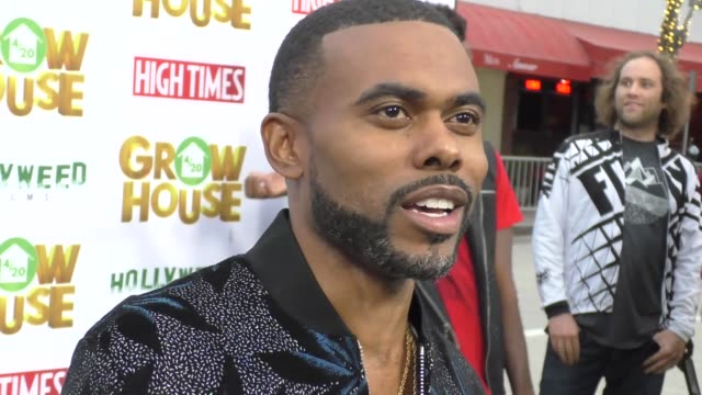 Lil Duval at the Premiere Of 'Grow House' on April 17 2017 in Los Angeles California