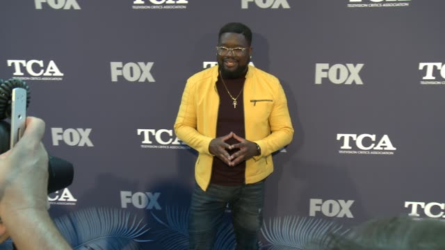 Lil Rel Howery at the FOX Summer TCA 2018 AllStar Party at Soho House on August 02 2018 in West Hollywood California
