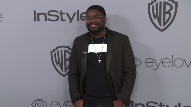 Lil Rel Howery at the Warner Bros Pictures and InStyle Host 19th Annual PostGolden Globes Party at The Beverly Hilton Hotel on January 7 2018 in...