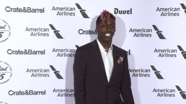 Lil Yachty at Capitol Records Celebrates 75th Anniversary With Hollywood Gala on November 15 2016 in Hollywood California