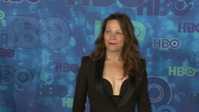 lili taylor at the hbo's post emmy awards reception - arrivals at the plaza at the pacific design center on september 18, 2016 in los angeles,... - pacific design center stock videos & royalty-free footage
