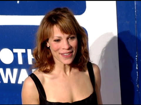 lili taylor at the ifp's 15th annual gotham awards arrivals at pier 60 at chelsea piers in new york new york on november 30 2005 - chelsea piers stock videos & royalty-free footage