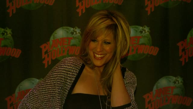 Lillian Garcia at Lilian Garcia Visits Planet Hollywood on 3/7/2012 in New York NY United States