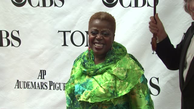 Lillias White at the 64th Annual Tony Awards at New York NY