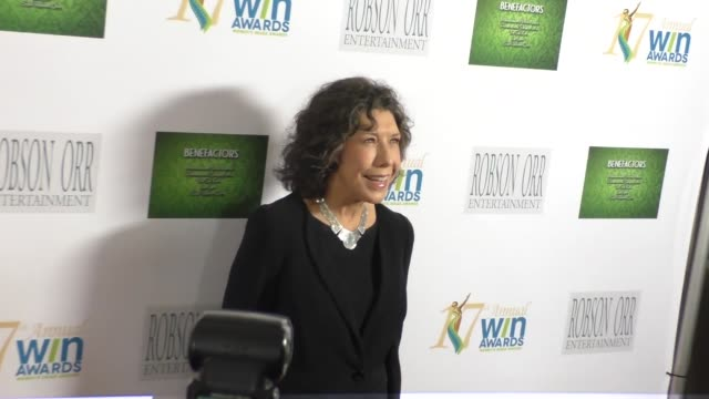 Lily Tomlin at the 17th Annual Women's Image Awards at Royce Hall in Westwood at Celebrity Sightings in Los Angeles on February 10 2016 in Los...