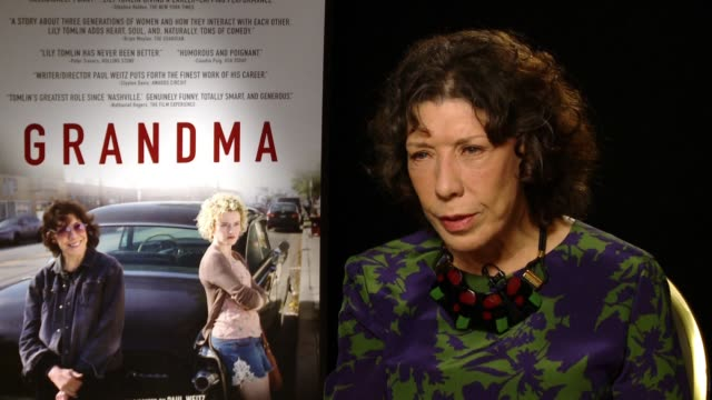 interview lily tomlin on playing a likable misanthrope and what appealed to her about the role on if it was nervewracking reading the script knowing... - day lily stock videos & royalty-free footage